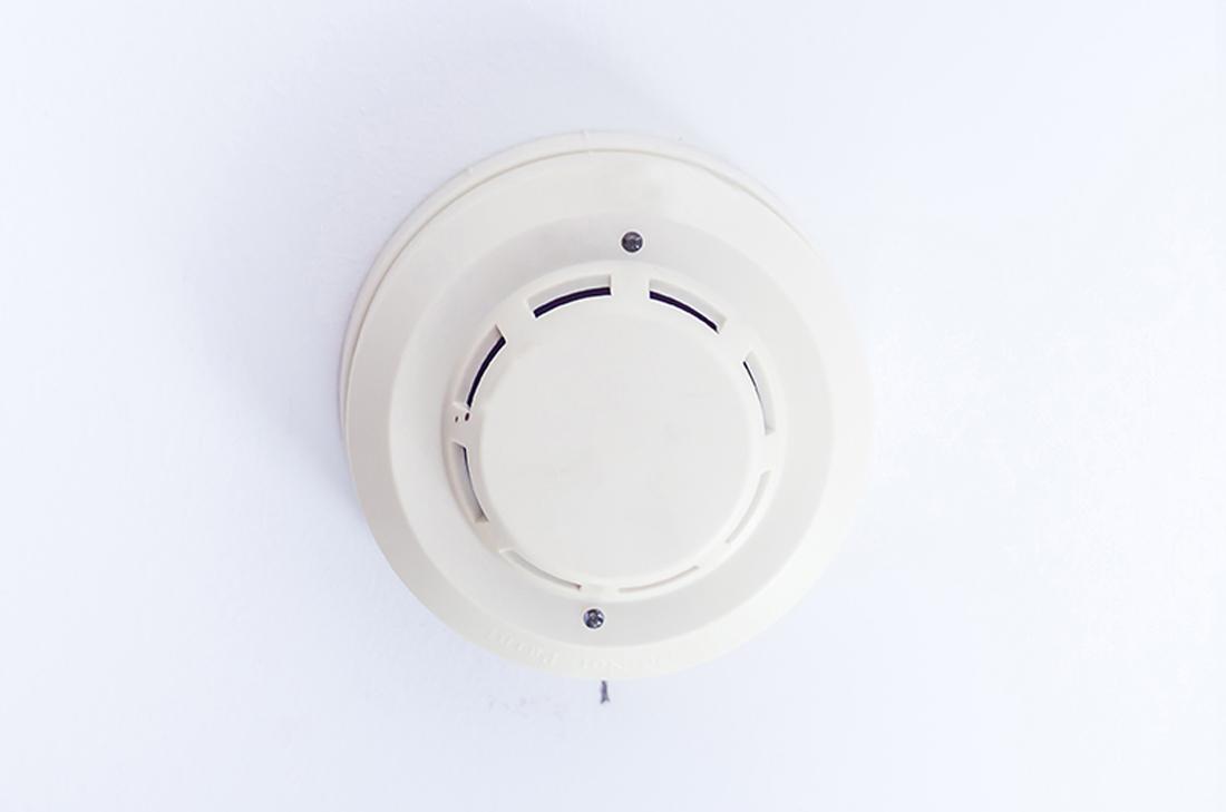 Detección de incendios: sistemas de detección de humo y calor