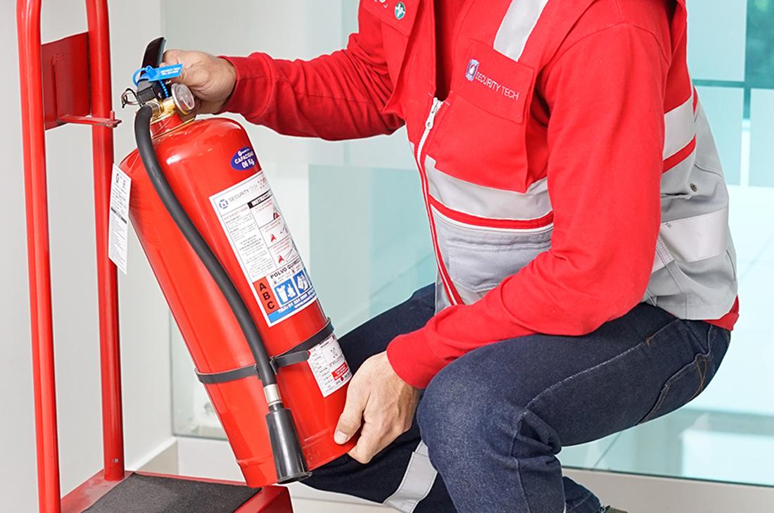 ¿Qué significan las calificaciones de ABC sobre los extintores de incendios?